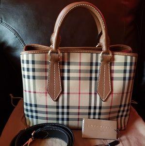 **Authentic** Burberry Handbag